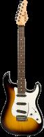 SCHECTER TRAD SSS USA Custom Shop E-Gitarre