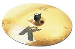 "ZILDJIAN K Custom Serie 16"" Fast Crash"