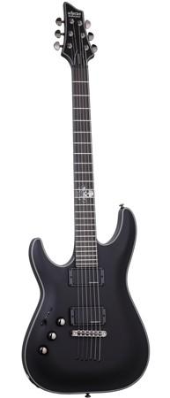 SCHECTER BlackJack SLS C-1 LH E-Gitarre, Lefthand