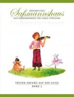 NOTEN Sassmannshaus Früher Anfang auf der Geige Band 1 BA9671