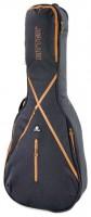 RITTER 4/4 Klassikgitarre Bag RS G7C Misty Grey / Leather Brown