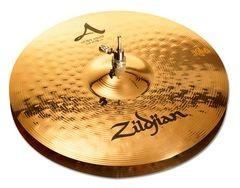 """ZILDJIAN A Zildjian Serie 15"""" Heavy Hats"""