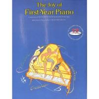 NOTEN The Joy of First Year Piano mit CD MSYK 22055