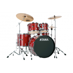 TAMA Imperialstar CPM Candy Apple Mist Schlagzeug Set