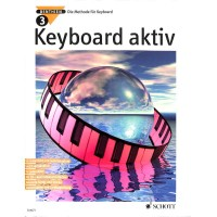 NOTEN Keyboard Aktiv 3 Benthien Axel ED 8673