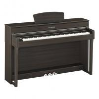 YAMAHA Clavinova CLP-635 Digitalpiano Set (inkl. Klavierbank + Kopfhörer)