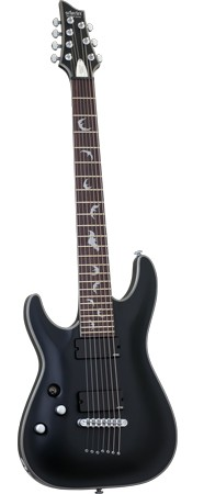 SCHECTER Damien Platinum 7 LH E-Gitarre Lefthand