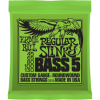 ERNIE BALL 5.Str. Bass Saiten Regular Slinky EB2836