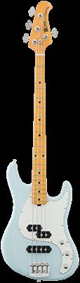 MUSIC MAN Caprice Bass E-Bass, Diamond Blue,