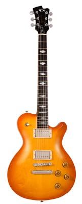 FGN Expert Flame - Plain Top E-Gitarre