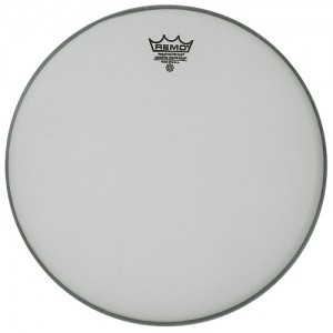 "REMO 18"" Emperor Weiß Coated BE-0118-00 812618"