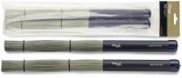 STAGG SBRU35-RS Straw Brushes für Cajon & Schlagzeug