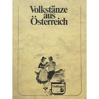 NOTEN Volkstänze aus Österreich DO01249