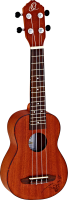 ORTEGA RU5MM-SO Sopran Ukulele 4 String Mahagony