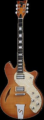 SCHECTER TSH Classic 1 E-Gitarre