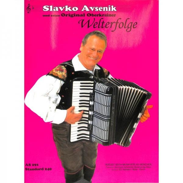 NOTEN Avsenik Slavko Welterfolge 240 AS 291