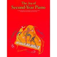 NOTEN The Joy of Second Year Piano MSYK 22176