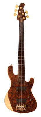 CORT Rithimic5 Jeff Berlin Sig E-Bass 5-String