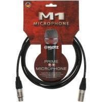 KLOTZ M1FM1N0500 Neutrik XLR Mikrofonkabel 5m