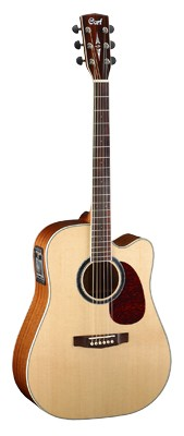 CORT MR730FX Dreadnought Cutaway