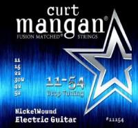 CURT MANGAN 11-54 Nickel Wound E-Gitarre Satz