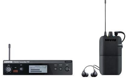 SHURE PSM300-Stereo System In-Ear Monitoring System