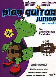 NOTEN Play Guitar Junior Langer DO35935
