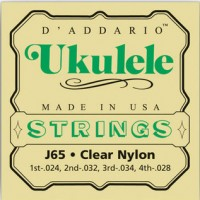 D'ADDARIO J65 Ukulele Strings Sopran Ukulele