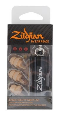 ZILDJIAN HD Earplugs light (Paar)
