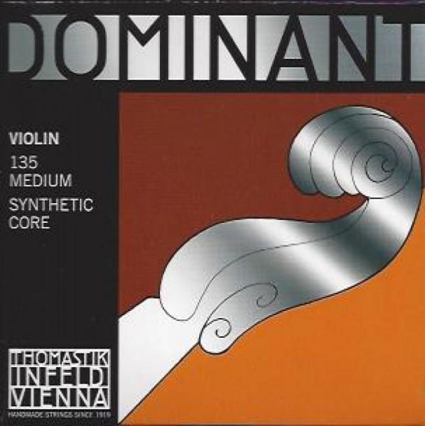 THOMASTIK Dominant Violinsaiten Satz 135 4/4