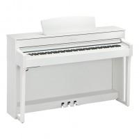 YAMAHA Clavinova CLP-645 Digitalpiano Set (inkl. Klavierbank & Kopfhörer)
