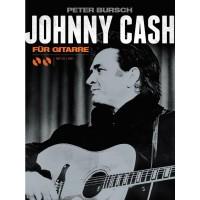 NOTEN Johnny Cash Gitarrenbuch BOE 7403 Peter Bursch
