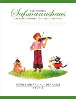NOTEN Sassmannshaus Früher Anfang auf der Geige Band 2 BA9672