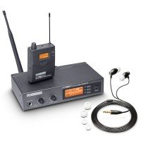 LD SYSTEMS MEI1000 Inear System 823 – 832 und 863 – 865 MHz