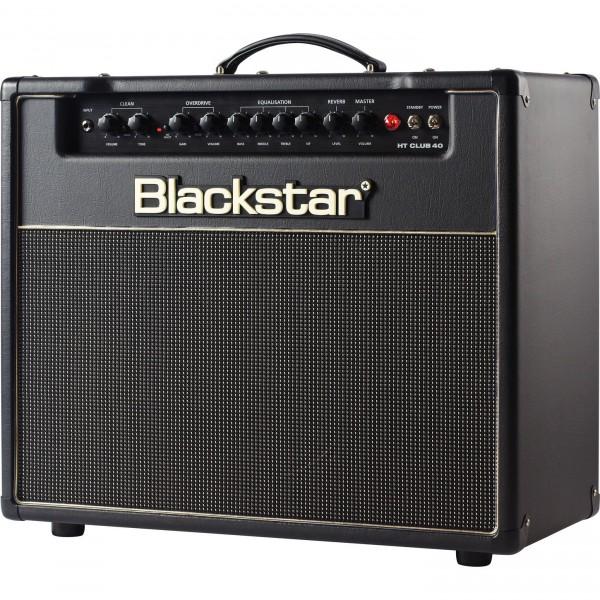 BLACKSTAR HT Club 40 Combo 40 Watt 1x122 inkl Footswitch