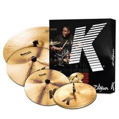 ZILDJIAN K Zildjian Serie Box Set bestehend aus: