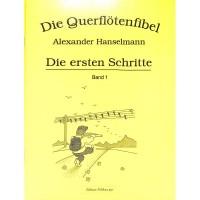 NOTEN Die Querflötenfibel - Die ersten Schritte - Alexander Hanselmann Band 1 PE 997