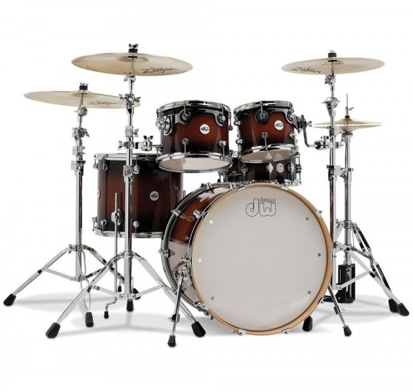 DW Drumset Design Series Sunburst