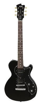 FGN J-Standard Flame Flat Top E-Gitarre