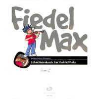 NOTEN Fiedel Max Band VHR3818 Buch DVD