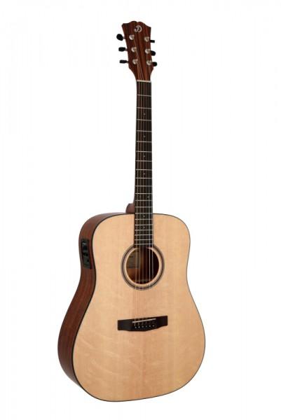 DOWINA W-DE111S-LE Westerngitarre