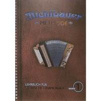 NOTEN Michlbauer Methode 1 - Schule für Steirische Harmonika Band 1 EC3131