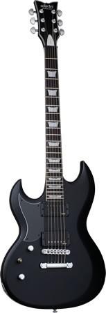SCHECTER S-II Platinum E-Gitarre, Lefthand