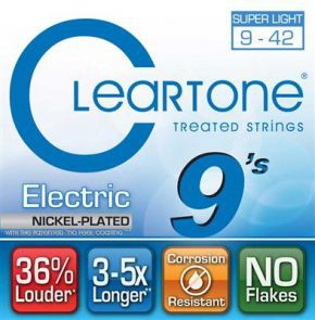CLEARTONE Electric EMP Strings Ultra Light 9-42 CT9409