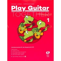 NOTEN Play Guitar Together 1 Langer  CD DO35925