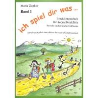NOTEN Blockflötenschule 1 Zanker Maria ZANKER03