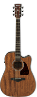 Ibanez Artwood AW54CE-OPN Westerngitarre Open Pore Natural