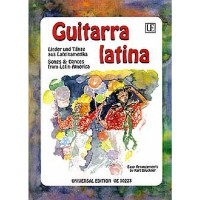 NOTEN Guitarra latina Bruckner Karl UE 30223
