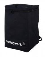 SCHLAGWERK TA12 Cajontasche Rucksack