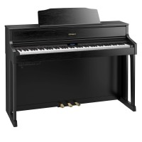 ROLAND HP605-CB Digitalpiano Schwarz Matt